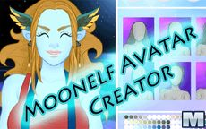 Moonelf Avatar Creator
