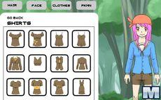 Crea un Entrenador Pokémon