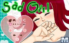 Manga Sad Girl