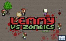 Lemmy vs Zombies