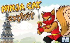 Ninja Cat Exploit