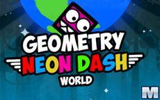 Geometry Dash Neon World 2