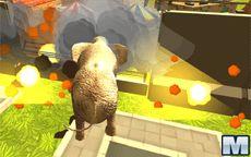 Wild Animal Zoo City Simulator