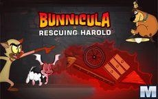 Bunnicula in Rescuing Harold