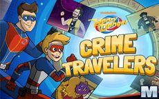 Henry Danger Crime Travelers
