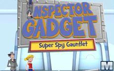 Inspector Gadget Super Spy Gauntlet