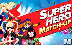 DC Super Hero Girls Super Hero Match-up