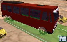 Extreme Bus Parking 3D
