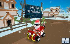 Santa's Rush: The Grinch Chase