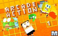 Spongebob Arcade Action