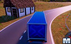 Truck Driver Simulator