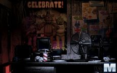 Five Nights at Freddy's: Custom Game