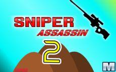 Sniper Assassin 2: Stickman