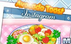 Advocado Toast Instagram