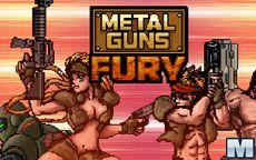Metals Gun Fury