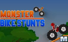 Monster BikeStunts
