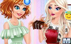 Frozen Sisters Friendship Test