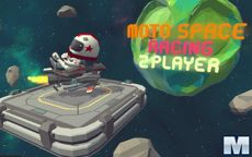 Moto Space Racing: 2 Player