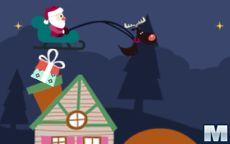 Santa's Chimney Rush