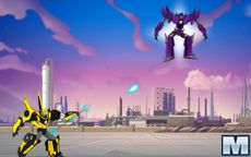 Transformers: Protect Crown City