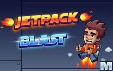 Jet pack Blast