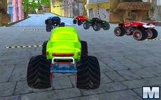 Monster Truck Extreme Racing