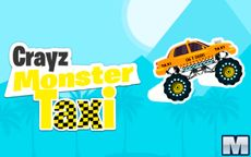 Crazy Monster Taxi