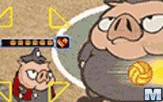 Mashimaro Dodgeball