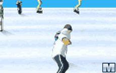 Snowboard Cross Game