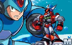 Mega Man X - Virus Mission