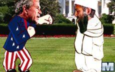 Duelo entre políticos