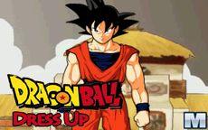 Dragon Ball Dressup