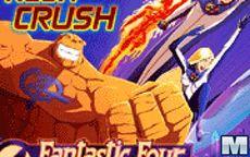 Fantastic Four Rush Crush