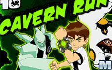 Ben 10 - Cavern Run