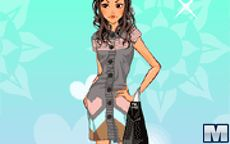 Leather Boots & Bags Dressup