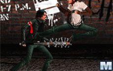 Jogo de luta para massacrar