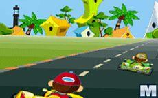 Campeonato infantil de Kart