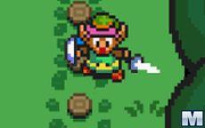 Zelda - Link's Backyard