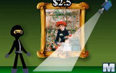 Ric Rococo International Art Thief