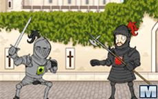Henrique VIII vestido para matar